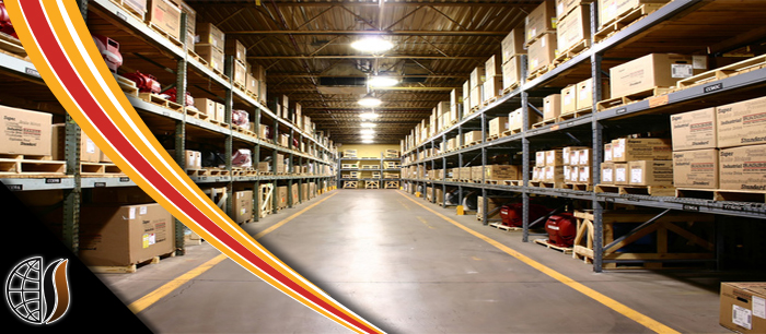 Trusted Warehousing.